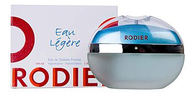 Rodier Eau Legere Rodier: туалетная вода 100мл цена 2017