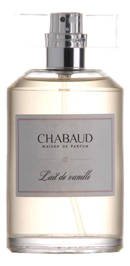 Chabaud Maison de Parfum Lait Vanille: туалетная вода 2мл