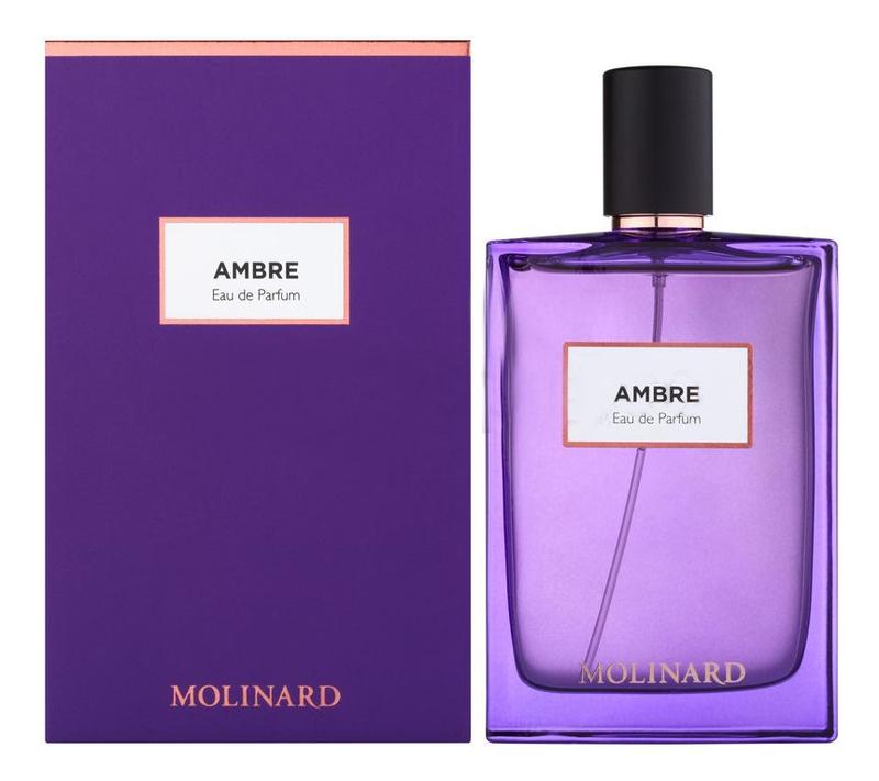 Molinard Ambre: парфюмерная вода 75мл molinard musc отливант парфюмированная вода 18 мл