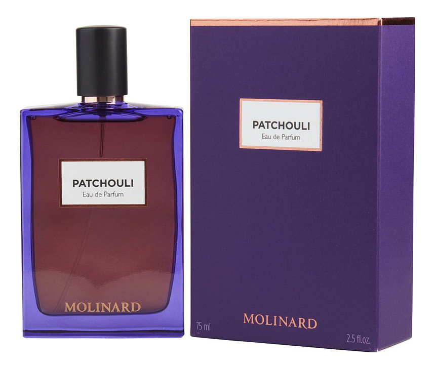 Molinard Patchouli : парфюмерная вода 75мл molinard musc отливант парфюмированная вода 18 мл