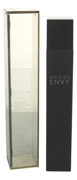 Envy Eau de Parfum: парфюмерная вода 50мл guilty pour homme eau de parfum парфюмерная вода 50мл