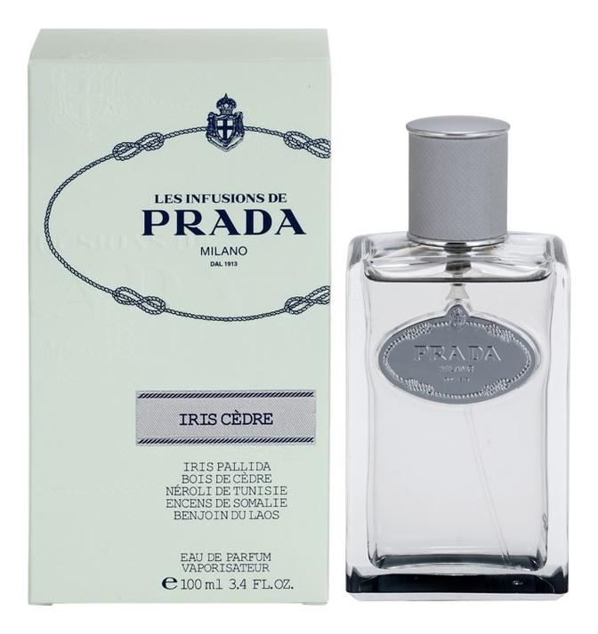 Фото - Infusion d'Iris Cedre: парфюмерная вода 100мл prada infusion d oeillet парфюмерная вода 100мл