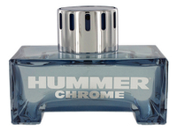Hummer Chrome: туалетная вода 125мл тестер