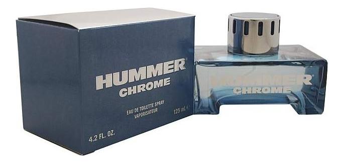 Купить Chrome: туалетная вода 125мл, Hummer