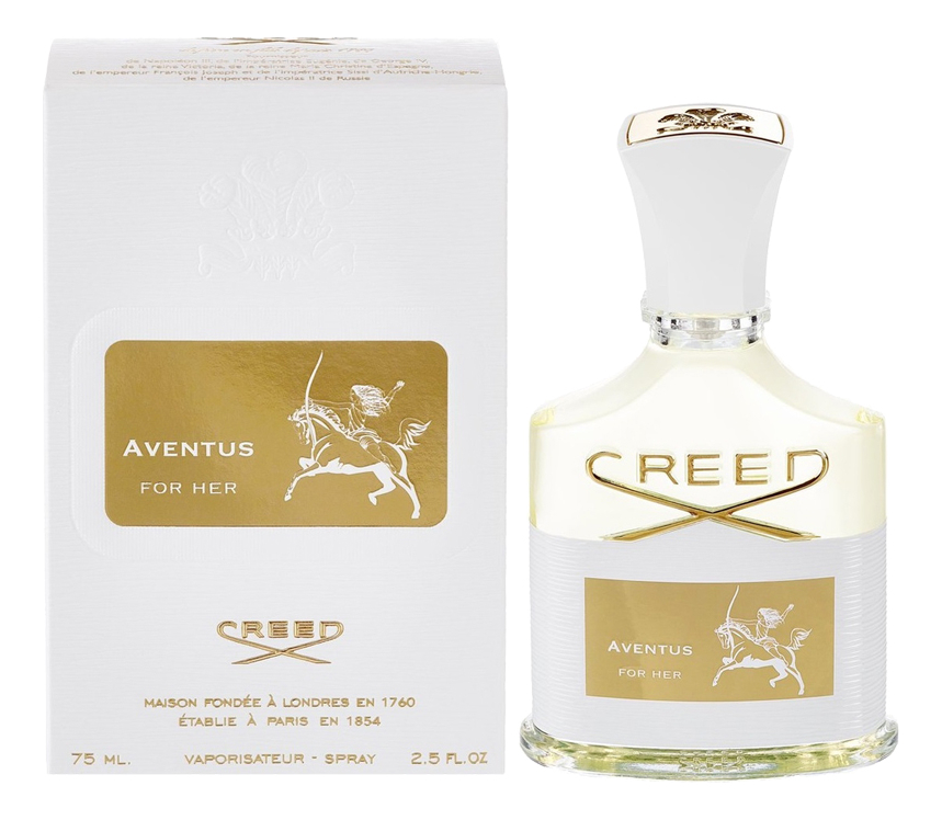 Creed Aventus for Her: парфюмерная вода 75мл creed aventus for her туалетная вода тестер 75 мл