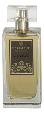 Купить Mezzanotte: духи 100мл, Galimard