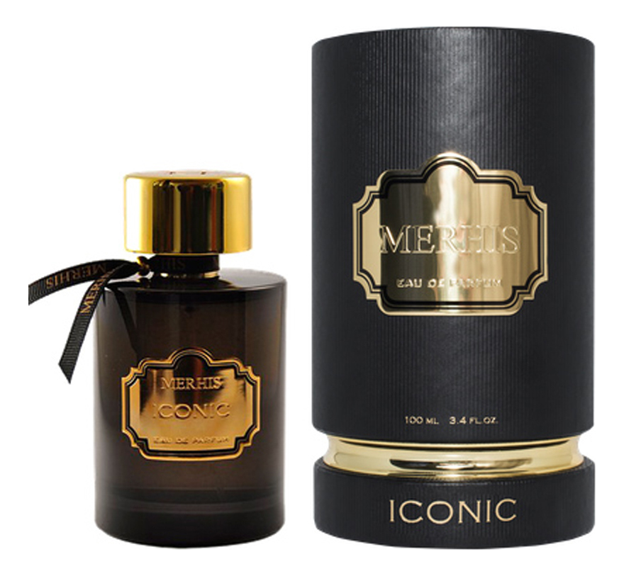 Merhis Perfumes Iconic: парфюмерная вода 100мл yzy perfumes setai men туалетная вода 100мл