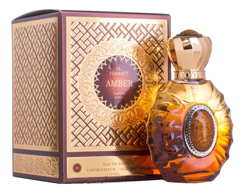 Amber: парфюмерная вода 85мл al hamatt rubin парфюмерная вода 85мл