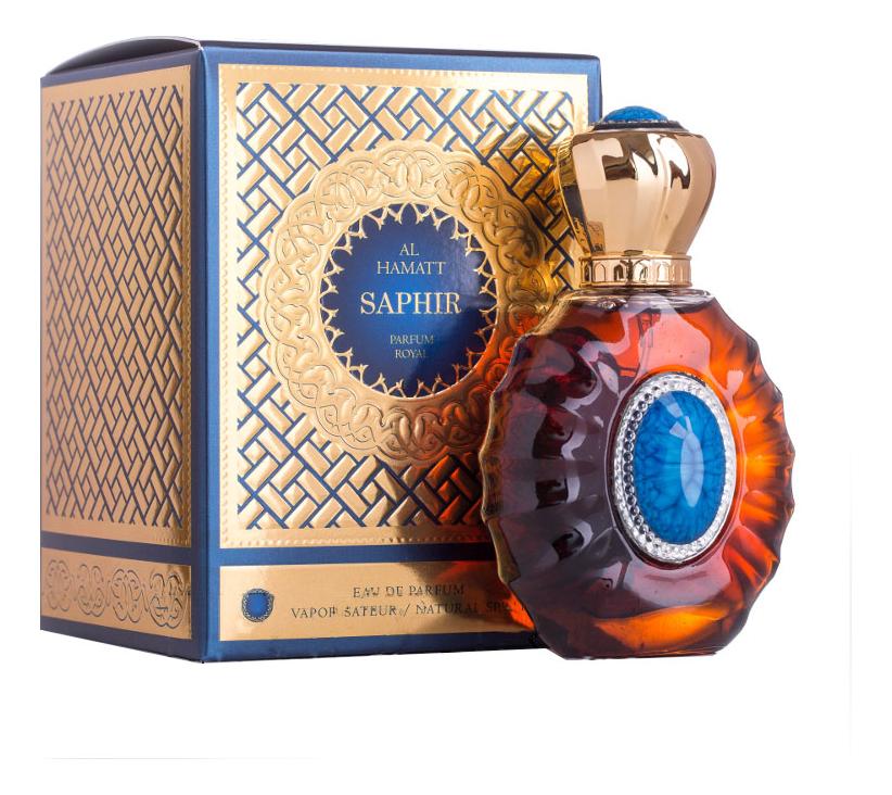Al Hamatt Saphir: парфюмерная вода 85мл