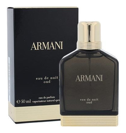 Купить Armani Eau de Nuit Oud: парфюмерная вода 50мл, Giorgio Armani