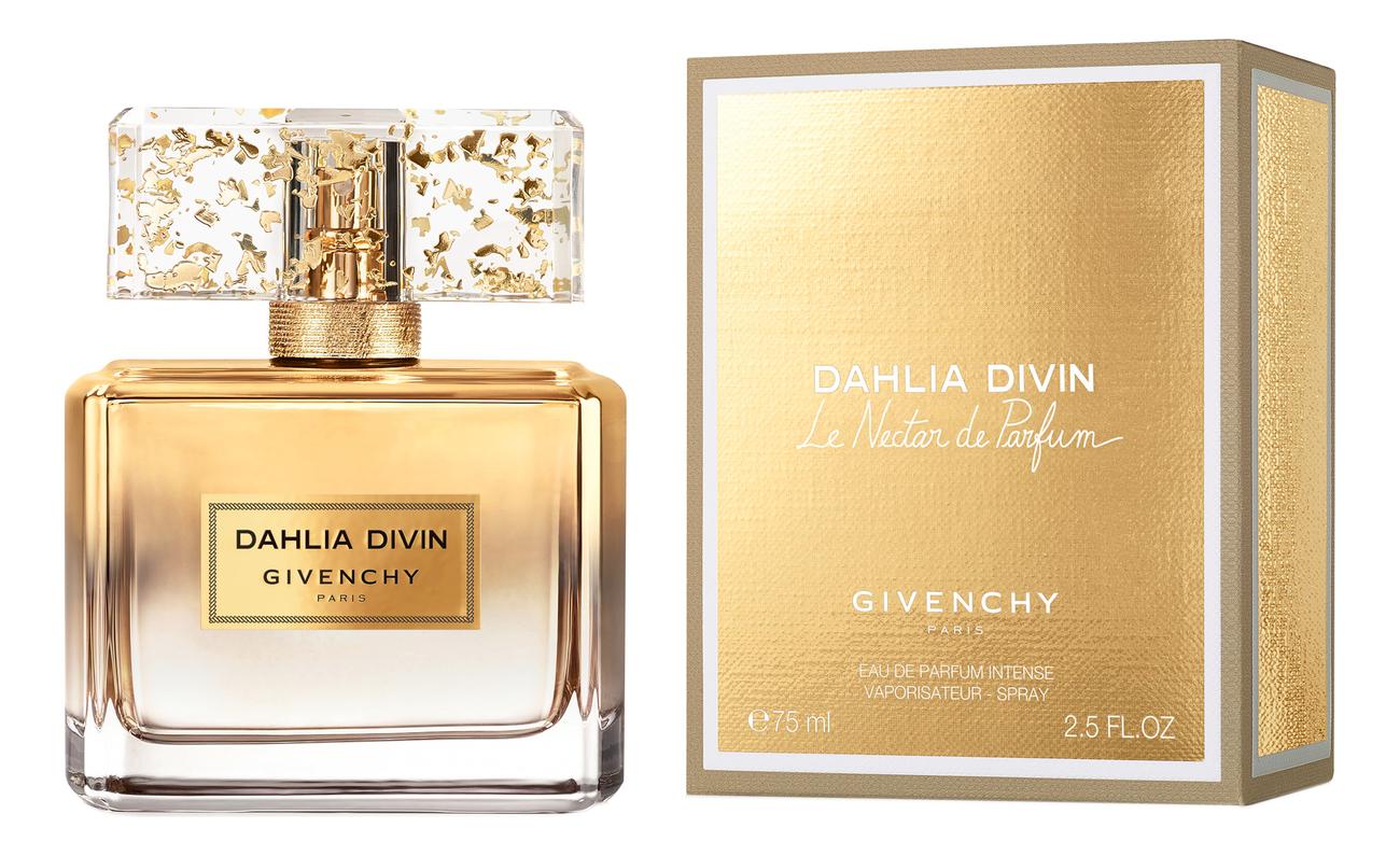 Купить Dahlia Divin Le Nectar de Parfum: парфюмерная вода 75мл, Givenchy