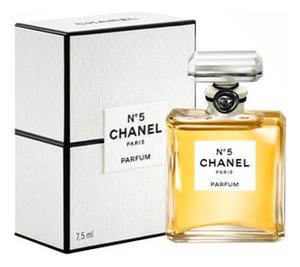 Chanel No5 Parfum Винтаж: духи 7,5мл