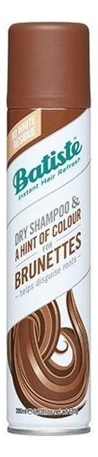 Купить Сухой шампунь для русых и каштановых волос Dry Shampoo Hint of Color Medium & Brunette 200мл, Сухой шампунь для русых и каштановых волос Dry Shampoo Hint of Color Medium & Brunette 200мл, Batiste