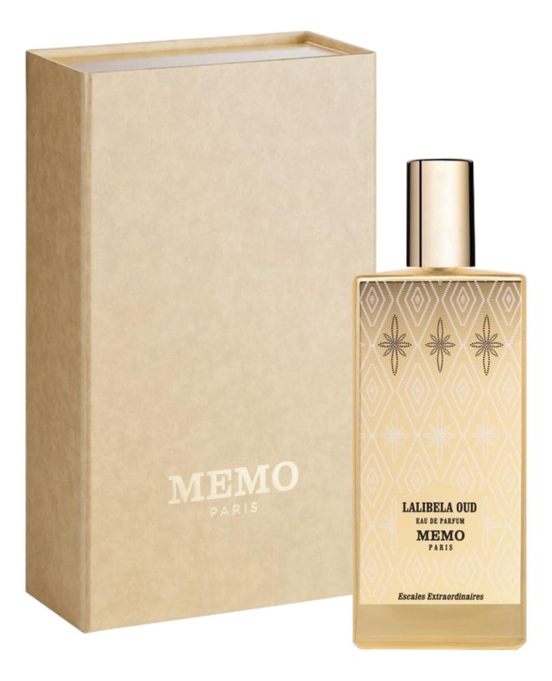 Memo Lalibela Oud: парфюмерная вода 75мл