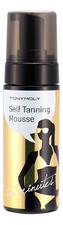 Tony Moly Мусс-автозагар для тела Tan Minutes Self Tanning Mousse 150мл