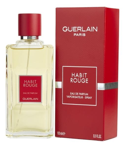 Habit Rouge Eau de Parfum: парфюмерная вода 100мл недорого