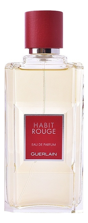 Guerlain Habit Rouge Eau de Parfum: парфюмерная вода 100мл тестер guerlain mon guerlain bloom of rose eau de parfum парфюмерная вода 100мл тестер