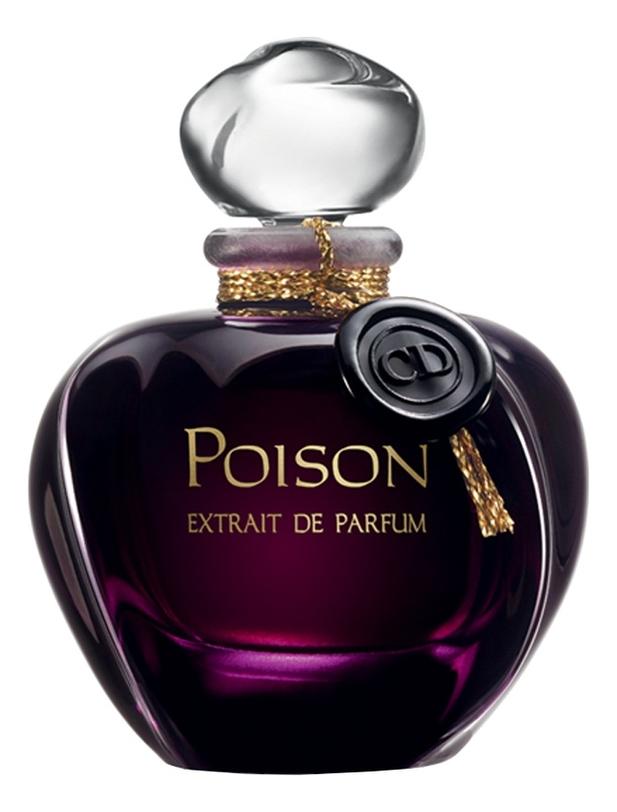 Christian Dior Poison Extrait de Parfum: духи 30мл тестер christian dior jadore voile de parfum туалетные духи 100 мл