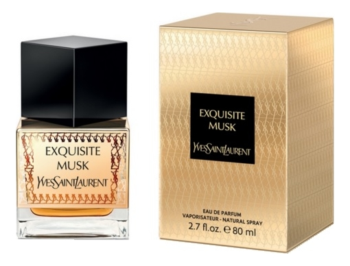 Фото - YSL Exquisite Musk: парфюмерная вода 80мл ysl exquisite musk парфюмерная вода 80мл тестер