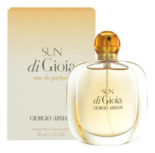 Купить Armani Sun di Gioia: парфюмерная вода 50мл, Giorgio Armani