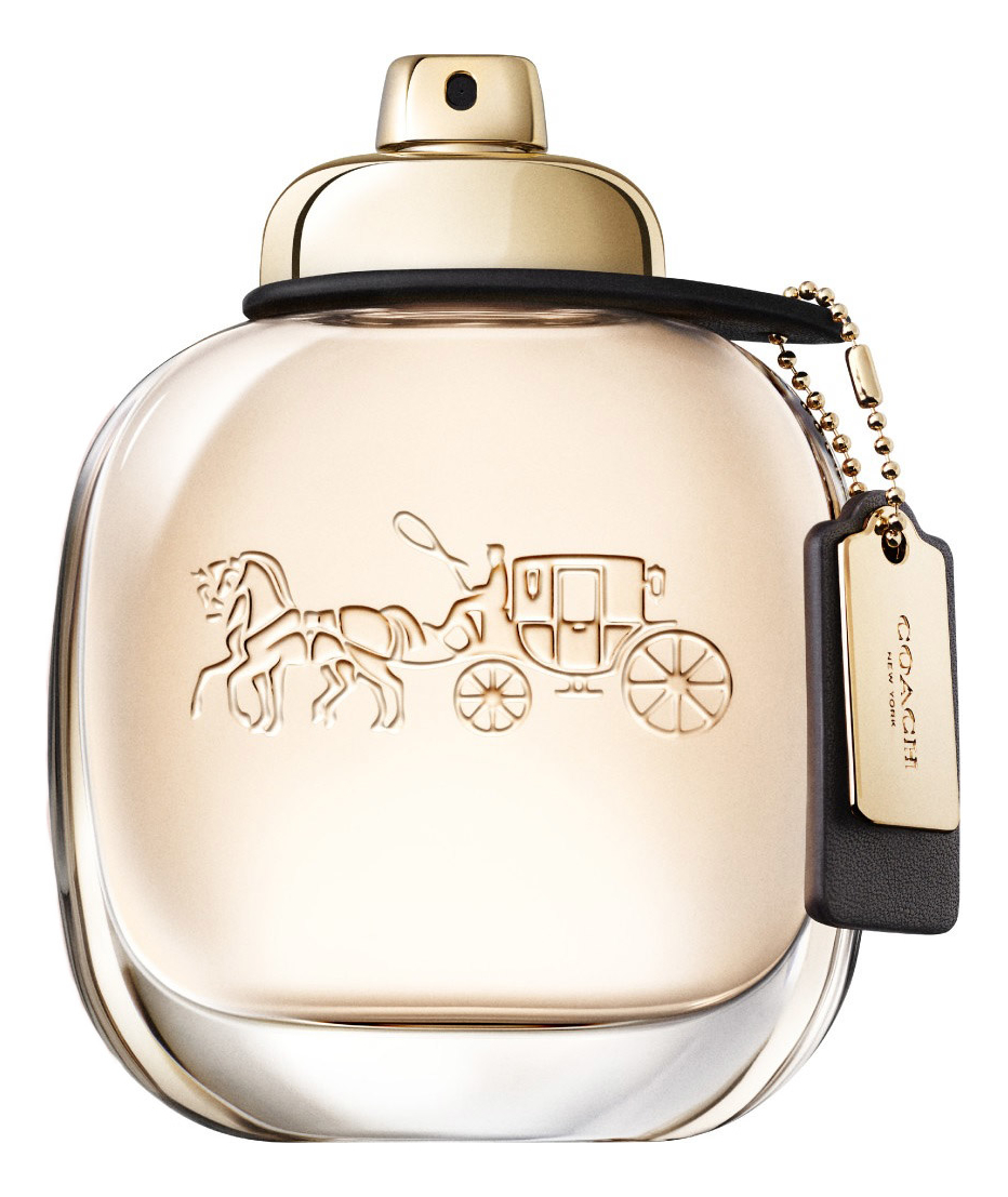 Coach The Fragrance Coach 2016: парфюмерная вода 50мл