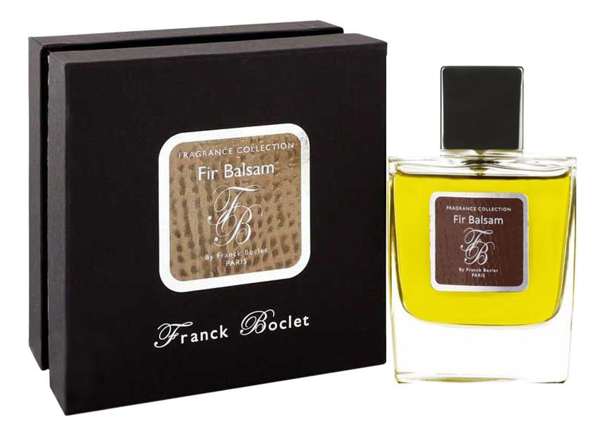 Купить Franck Boclet Fir Balsam: парфюмерная вода 100мл