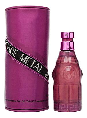 Versace Metal Jeans Women: туалетная вода 75мл