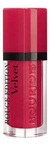 Фото - Бархатный флюид для губ Rouge Edition Velvet 7,7мл: 02 Frambourjoise бархатный флюид для губ rouge edition velvet 7 7мл 35 babe idole