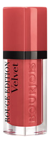 Купить Бархатный флюид для губ Rouge Edition Velvet 7, 7мл: 04 Peach Club, Bourjois