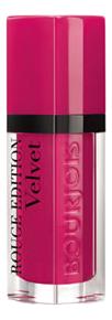 Купить Бархатный флюид для губ Rouge Edition Velvet 7, 7мл: 05 Ole Flamingo, Bourjois