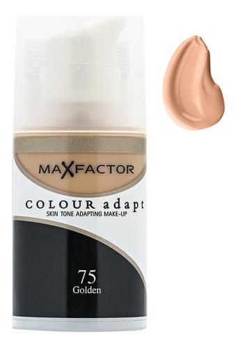 Крем тональный Colour Adapt 34мл: 75 Golden max factor colour adapt blushing beige крем тональный 55 тон