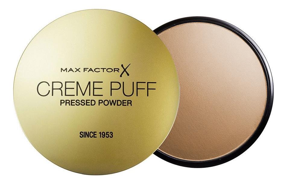 Крем-пудра тональная Creme Puff Powder 21г: 05 Translucent крем пудра тональная max factor creme puff powder 41 тон medium beige