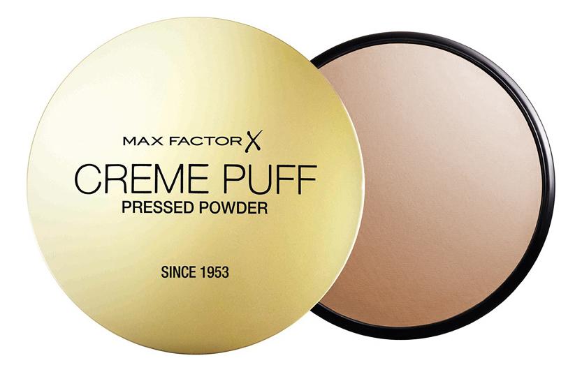 Крем-пудра тональная Creme Puff Powder 21г: 13 Nouveau Beige крем пудра тональная max factor creme puff powder 41 тон medium beige