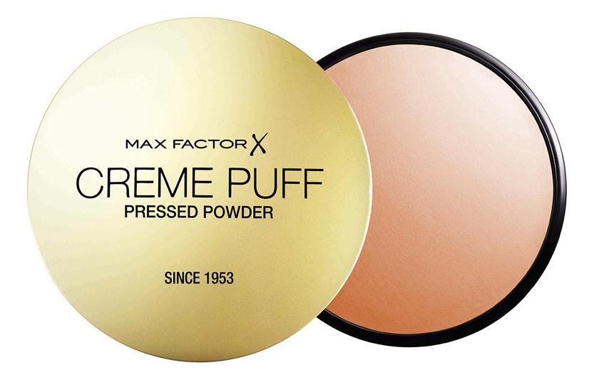 Крем-пудра тональная Creme Puff Powder 21г: 41 Medium Beige крем пудра тональная max factor creme puff powder 41 тон medium beige