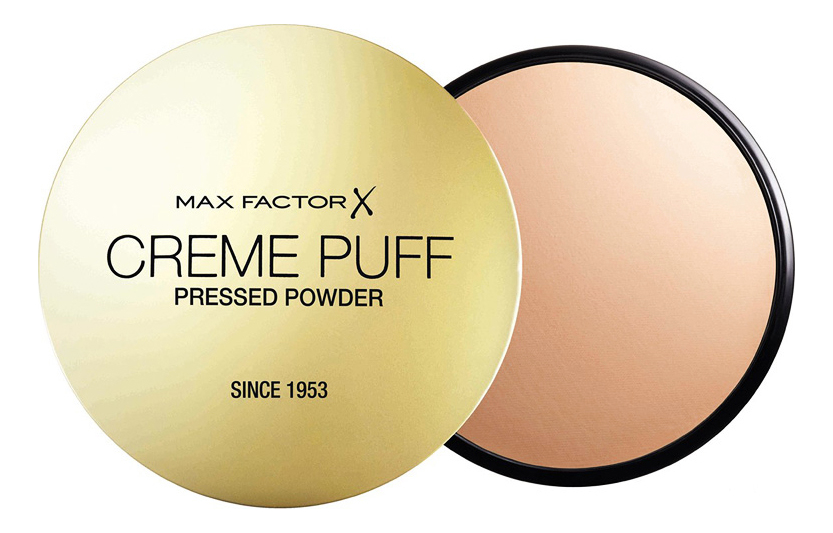 Крем-пудра тональная Creme Puff Powder 21г: 55 Candle Glow крем пудра тональная max factor creme puff powder 41 тон medium beige