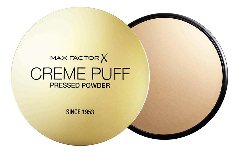 Крем-пудра тональная Creme Puff Powder 21г: 75 Golden крем пудра тональная max factor creme puff powder 41 тон medium beige