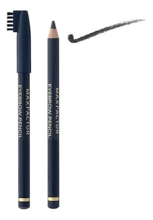 Купить Карандаш для бровей Eyebrow Pencil 1, 2г: No 01, Max Factor