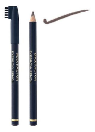 Купить Карандаш для бровей Eyebrow Pencil 1, 2г: No 02, Max Factor