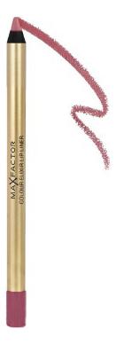 Карандаш для губ Colour Elixir Lip Liner 1,2г: 02 Pink Petal карандаш для губ max factor colour elixir 1 2 гр тон 04 pink princess