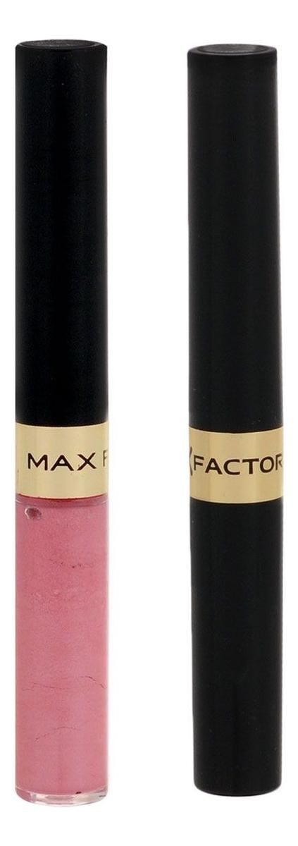 Купить Стойкая губная помада и увлажняющий блеск Lipfinity: 010 Whisper, Max Factor
