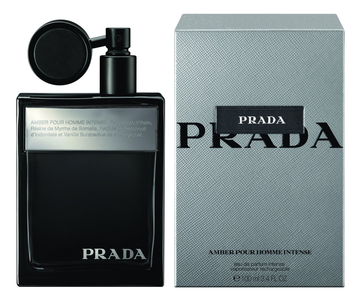 Amber Pour Homme Intense: парфюмерная вода 100мл l homme prada intense парфюмерная вода 150мл