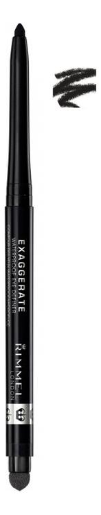 Карандаш для глаз Exaggerate Waterproof Eye Definer 0,28г: 261 Noir