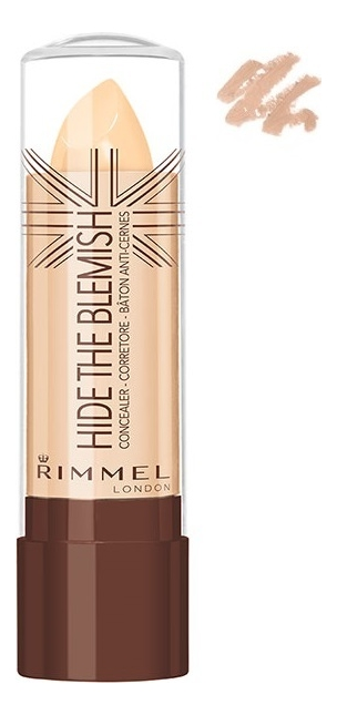 Купить Корректирующий карандаш Hide The Blemish 4, 5г: 103 Soft Honey, Rimmel