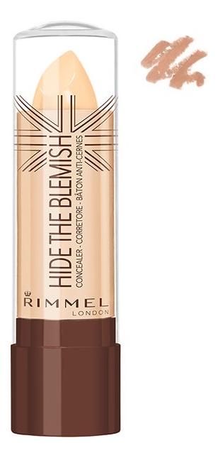 Купить Корректирующий карандаш Hide The Blemish 4, 5г: 004 Neutral Beige, Rimmel