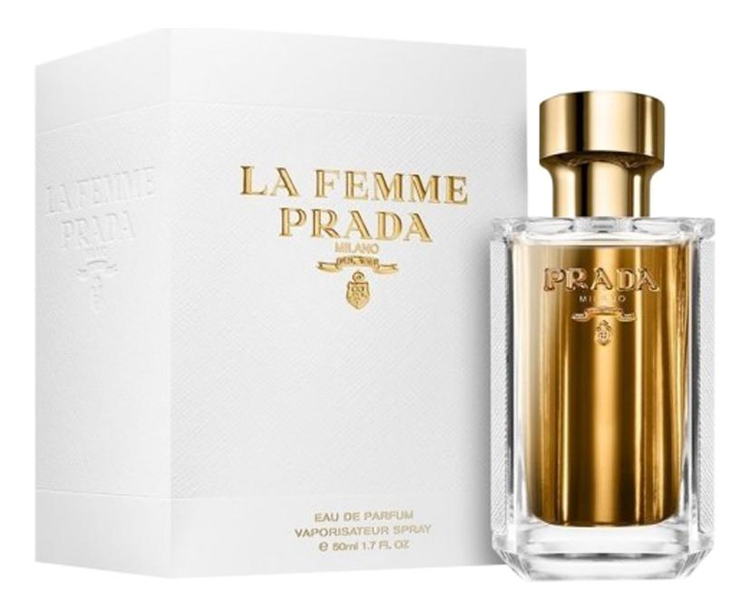 Prada La Femme: парфюмерная вода 50мл