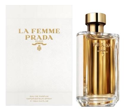 Купить La Femme: парфюмерная вода 100мл, Prada
