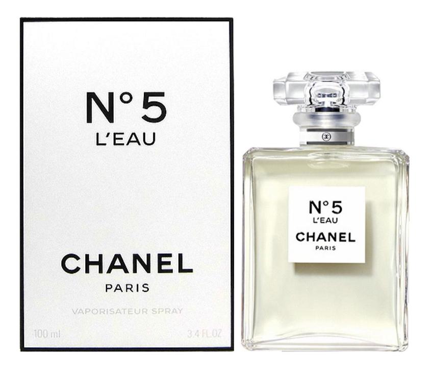 Купить Chanel No5 L'Eau: туалетная вода 100мл