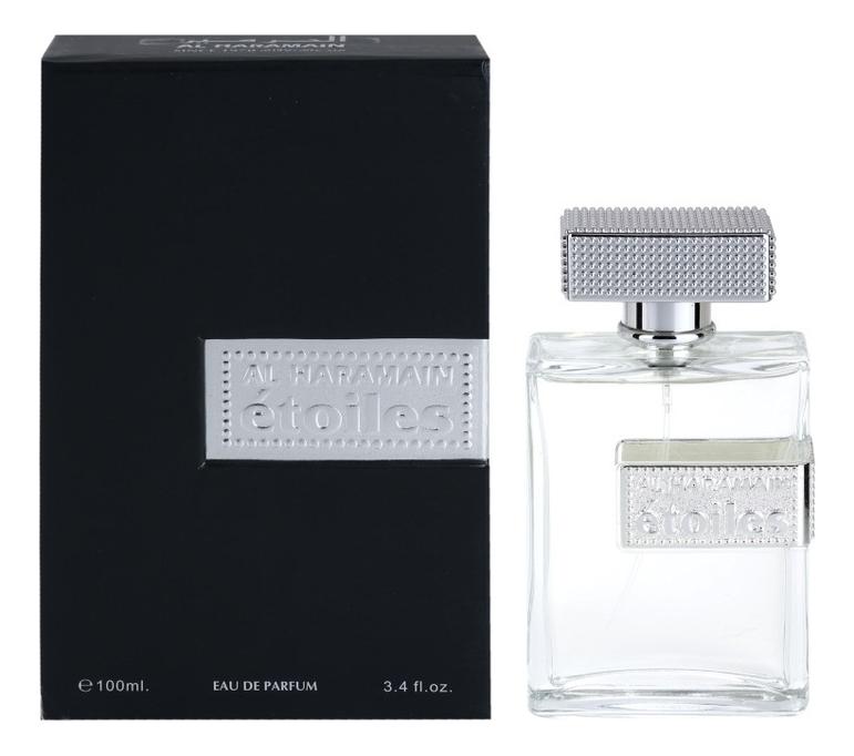 Al Haramain Perfumes Etoiles Silver: парфюмерная вода 100мл c chaminade serenade aux etoiles op 142
