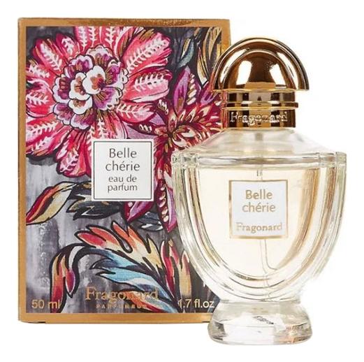Купить Belle Cherie: парфюмерная вода 50мл, Fragonard