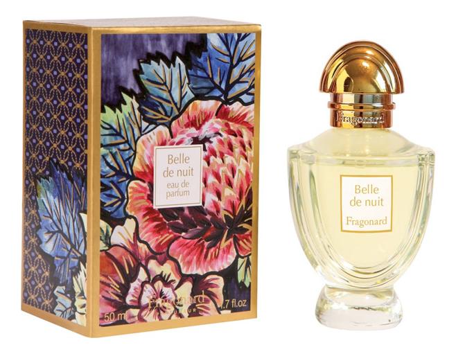 Купить Belle de Nuit: парфюмерная вода 50мл, Fragonard
